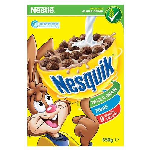 Nestle Cereal Nesquik 650g