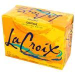 LA CROIX Sparkling Water Orange 4260ml (355ml x 12pk)