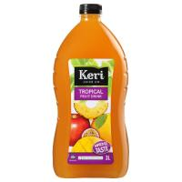 Keri Original Fruit Drink Tropical 3l
