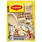 Maggi Sauce Mix Cheese, Onion & Herb 31g
