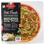 Romano's Deli Fresh Margherita Pizza Tomato & Pesto 415g