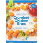 Countdown Chicken Bites Plain frozen 450g