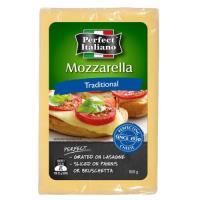 Perfect Italiano Cheese Block Mozzarella 500g