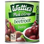 Wattie's Beetroot Baby 820g