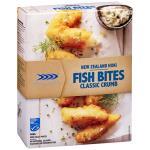 Sealord Fish Bites Classic Crumbed Hoki 400g