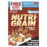 Kelloggs Nutrigrain Cereal 290g