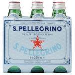 Sanpellegrino Sparkling Water Mineral 6pk