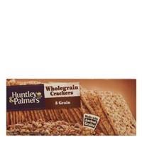 Huntley & Palmers Wholegrain Crackers 8 Grains 250g