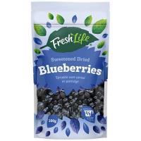 Freshlife Blueberries Dried 100g