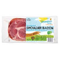 Freedom Farms Shoulder Bacon Free Farmed 300g