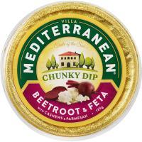 Mediterranean Chunky Dip Beetroot & Feta 135g