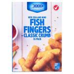 Sealord Fish Fingers Hoki Fingers Classic 400g