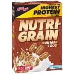 Kelloggs Nutrigrain Cereal 805g
