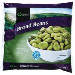 Select Beans Broad Frozen bag 500g