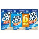 Sanitarium Up & Go Breakfast Drink Vanilla Ice 250ml tetra pks 6pk