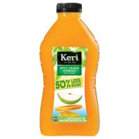 Keri 50% Less Sugar Fruit Drink Orange & Mango 1l