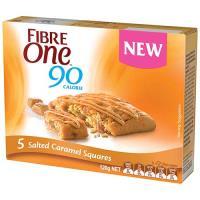 Fibre One Snack Bar Salted Caramel 120g