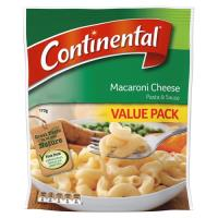 Continental Value Pack Pasta Dish Macaroni Cheese 170g