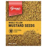 Gregg's Greggs Mustard Seeds Whole box 40g