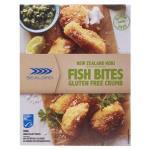 Sealord Gluten Free Fish Bites Hoki 350g
