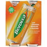 Berocca Forward Tropical Orange Energy Drink 250ml cans 4pk