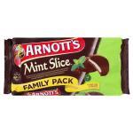 Arnotts Mint Slice family pack 337g