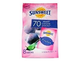 Sunsweet Prunes Pitted 208g (26g x 8pk)
