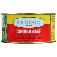 Pacific Corned Beef In Natural Juice 340g