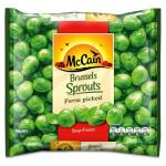 McCain Brussel Sprouts 500g
