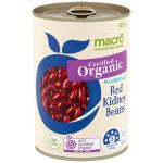 Macro Beans Red Kidney can 425g