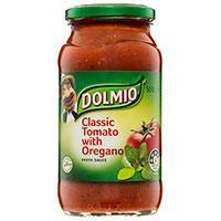 Dolmio Pasta Sauce Classic Tomato & Oregano jar 500g