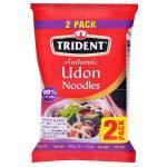 Trident Udon Noodles Plain 400g (200g x 2pk)