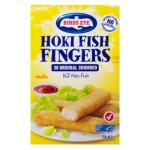 Birds Eye Fish Fingers Hoki Crumbed 750g