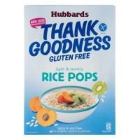 Hubbards Thank Goodness Rice Bubbles Gluten Free 360g