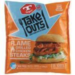 Tegel Take Outs Chicken Steaks 600g