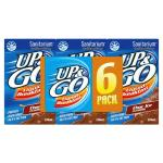 Sanitarium Up & Go Breakfast Drink Choc Ice 250ml tetra pks 6pk