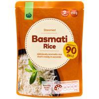 Countdown Basmati Rice Microwave 250g