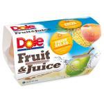 Dole Fruit & Juice Fruit Salad 452g