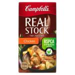Campbells Real Stock Stock Chicken  500ml