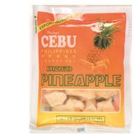 Cebu Pineapple Dried 100g