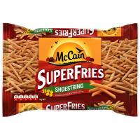 McCain Superfries Fries Shoestring 1kg