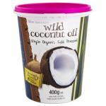 Blue Coconut Coconut Oil Wild Virgin Organic 400g