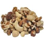 Bulk Foods Mixed Nuts Raw (no Peanuts) Deluxe loose per 1kg