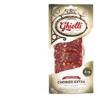 Ghiotti Salami Sliced Chorizo Extra 70g