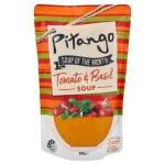 Pitango Soup Of The Month Fresh Soup Tomato & Basil pouch 500g