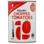 Ceres Organics Tomatoes Organic Chopped 400g