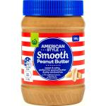 Countdown Peanut Butter Smooth American Style 500g