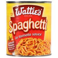 Wattie's Spaghetti 820g