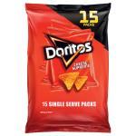Doritos Corn Chips Cheese Supreme 270g (15pk)