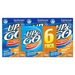 Sanitarium Up & Go Breakfast Drink Caramel 250ml tetra pks 6pk